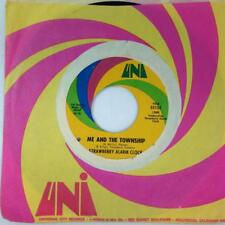 STRAWBERRY ALARM CLOCK 45: Good Morning Starshine / Me & the Township, UNI 55125