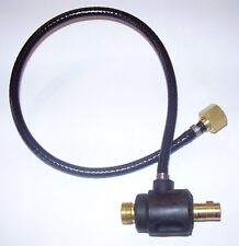 """LARGE (13mm) DINSE ADAPTOR for 3/8"""" BSP CABLE"""