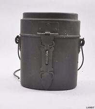 Original WW1 WW2 swedish aluminum mess kit - LITTLE USED - RARE (2)