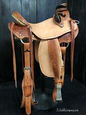 Custom Lady Wade Saddle - Ranch/Roping/Training/Trail/Association