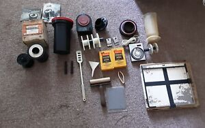 Vintage Job lot of Darkroom Developing Equipment Bundle Spares / Parts as Shown