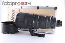 Nikon AF-I Nikkor 400 mm 2.8 D ED + Gut (75132946)