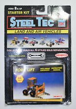 Steel Tec Land and Air Vehicles Fork Lift by Remco 1993 - New Old