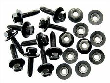 Honda Body Bolts & Barbed Nuts- M6-1.0mm x 25mm Long- 10mm Hex- Qty.10 ea.- #122
