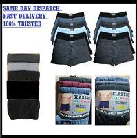 HIGH Quality Men's Plain Cotton Boxer, Shorts, Underwear (S, M, L,XL,XXL)