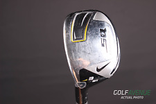 Nike SLINGSHOT HYBRID 3 Hybrid 21° Regular Left-H Graphite Golf Club #1457