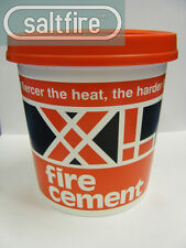 1kg Fire Cement Ready Mixed for Wood Burning / Multi Fuel Stoves / Flue Pipes