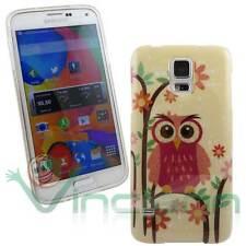 Custodia tpu GUFO P per Samsung Galaxy S5 G900F cover aderente bordi trasparenti