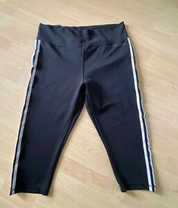 Adidas Climalite Sporthose Tights schwarz Gr. 2XL