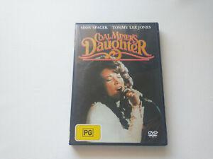 Coal Miner's Daughter (DVD) Sissy Spacek / Tommy Lee Jones - Region 4 - RARE!
