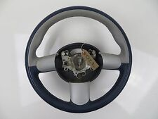 BMW MINI ORIGINALE USATO 3 raggi Blu VOLANTE R50 022 6765660