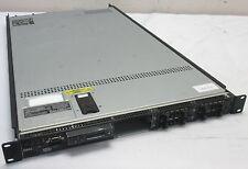 Dell PowerEdge R610 2 Heatsinks  No CPU No Mem No HDD No Trays No PS No Raid