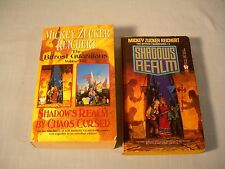 Lot of 2 The Bifrost Guardians: Volumes 2 & 4 by Mickey Zucker Reichert  PB