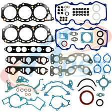 Engine Full Gasket Set-Eng Code: VG33E, Natural Apex Automobile Parts AFS5037
