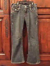 True Religion Girls Denim Jeans Size Youth 5