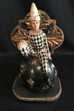 Sterling Industries Single Jester Bookend