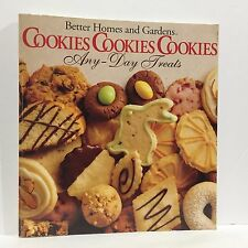 Cookies, Cookies, Cookies by Better Homes and Gardens Editors Illust Free Ship