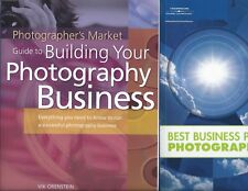 2 Books on Business Practices for Photographers by Vic Orenstein John Harrington