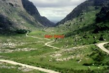 PHOTO  1969 THE GAP OF DUNLOE COUNTY KERRY LOOKING NORTH FROM THE HAIRPIN BEND O