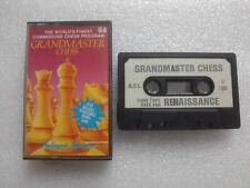 Grandmaster Chess and Othello Comodore 64