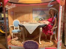 Mattel Barbie Tea Time With Her Friends Lil Bear & Cozy Bunny