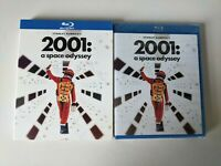 (Blu-ray) 2001: A SPACE ODYSSEY (2018, with Slipcover) Stanley Kubrick