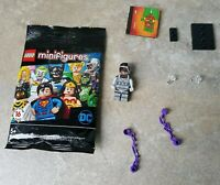Lego Cyborg minifigure DC Superheroes collectable new opened 4 photos only UK
