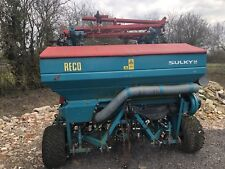 Reco Sulky 6 Meter Mounted Corn Drill. 2007 Year.