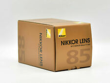 NUOVO NIKKOR AF-S 85mm 1.8 G OBIETTIVO NIKON AFS 85 F/1,8 LENS MINT CONDITION