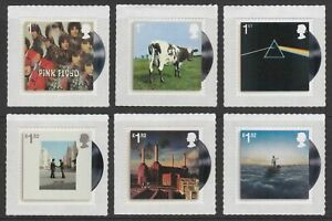 GB Stamps 2016 Pink Floyd - unmounted mint