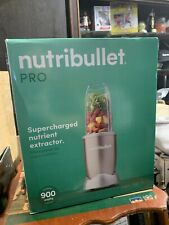 NutriBullet Pro 900 Hi-Speed Blender/Mixer 9 Piece Set