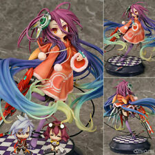 Anime No Game No Life Zero Schwi 1/7 Scale PVC Figure New No Box 22cm Xmas gift