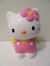 Vintage Hello Kitty Ceramic Piggy Bank Sanrio AS IS