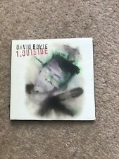 David Bowie ‎– 1. Outside (The Nathan Adler Diaries: A Hyper Cycle) - CD digipac