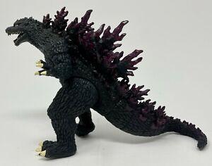 "Bandai Toho Millennium Godzilla 6.5"" Vinyl Figure 2007, Moveable Limbs"