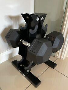 Hex Dumbbells - Various Weights 2.5kg   50kg