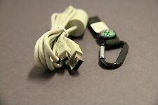 5 FT USB 2.0 MALE A to MINI B 5 PIN Cable 5 FT GRAY AV + FREE DXG KEY CHAIN