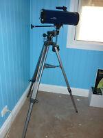 Tasco Telescope Galaxsee 375X Good Condition