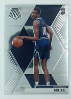 2019-20 Panini Mosaic Bol Bol Rookie RC #222, Denver Nuggets