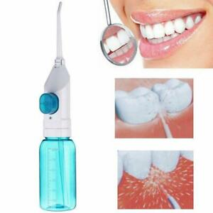 Portable Dental Water Jet Oral Irrigator Flosser Tooth SPA Teeth Pick Cleaner AU