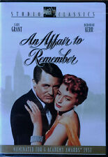 AN AFFAIR TO REMEMBER - CARY GRANT, DEBORAH KERR - SEALED DVD