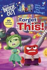 Forget This! (Disney/Pixar Inside Out) (A Stepping Stone Book(Tm)