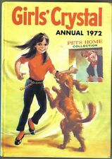 Girls Crystal Annual 1972 (Fleetway)p