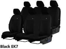 MERCEDES VITO VAN W639 2011-2014 6 SEATS ECO LEATHER TAILORED SEAT COVERS