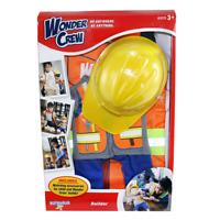 Builder Construction Action Pack Wonder Crew 5945