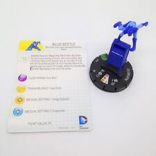 Heroclix DC 10th Anniversary set Blue Beetle (Ted Kord) #016 Uncommon w/card!