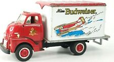 First Gear Inc Miss Budweiser Racing Boat 1952 GMC Beer Truck Jet Boat 1:34 1992