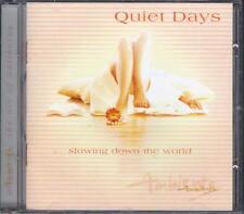 Quiet days - Braedan O'Niel - Ambiente the art of Wellbeing - CD Album [TBE]