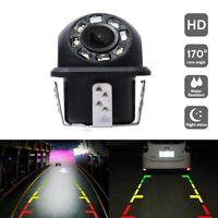 Universal Car Rear View Camera Auto Parking Reverse Backup Night Vision Camera