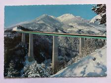 Schönberg im Stubaital Austria colour Postcard c1970s Europabridge